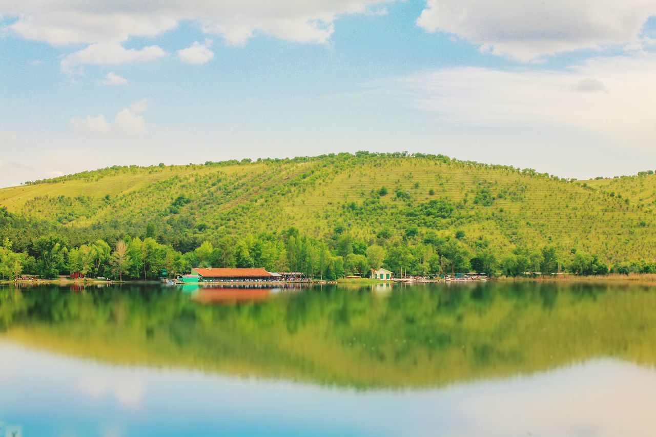 Nature Water Reflections Reflection Clouds And Sky Lake The Great Outdoors - 2015 EyeEm Awards Enjoying Life Vscoturkey VSCO