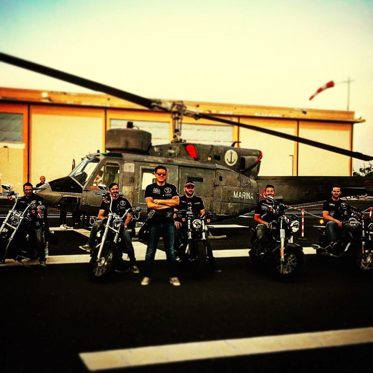 Harley Davidson Punishers Law Enforcement Brotherood Motorcycle Club First Eyeem Photo