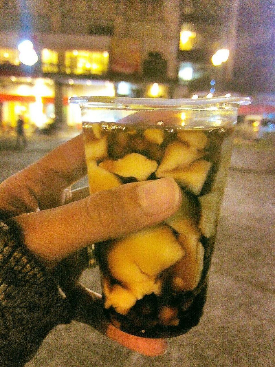 Filipino's delicious taho.. yummmm! ? Enjoying Life Eyem Philippines Foodporn❤️ Streetphotography Street Foods Everyday Joy Eyem Best Shots Eyeem Philippines Austere