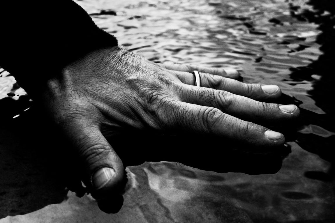 """""""There is a beautiful thing inside you that is thousands of years old. Too old to be captured in poems. Too old to be loved by everyone. But loved so very deeply by a chosen few"""" Black & White Water_collection Water Hand Photography EyeEm Best Shots EyeEm Gallery EyeEm Best Edits EyeEm Photooftheday Photographer Photos Years Old Poems"""
