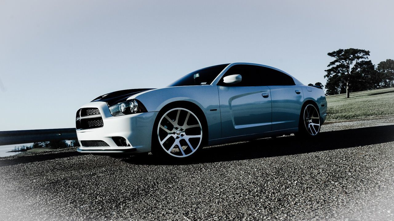 Beast... Car Transportation Land Vehicle Mode Of Transport Blue Clear Sky Sky No People Road Outdoors Day ChargerRT