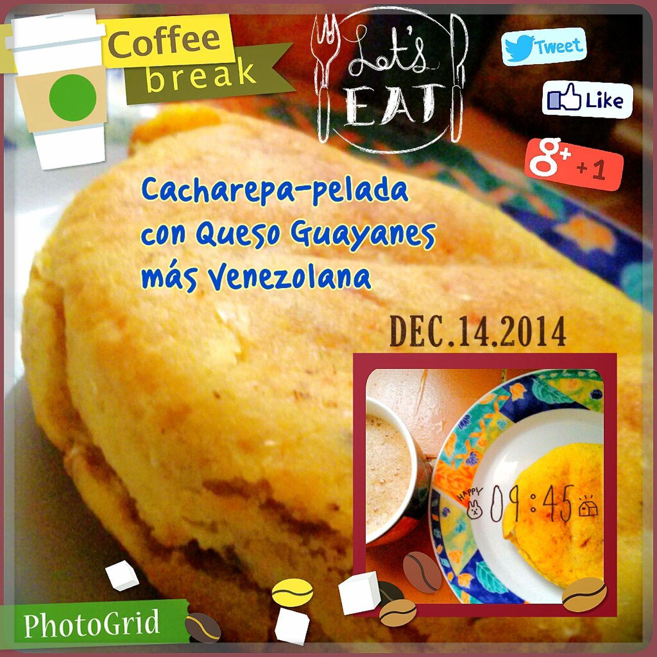 Mi buen desayuno Venezuela LGoptmus Tanvenezolanocomolacachapaconquesodemano Urban Geometry