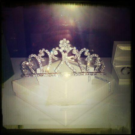 kruna za kraljicu,tijara za princezicu :-)