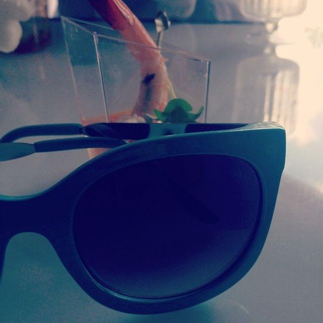 Shades and shrimp Qp14