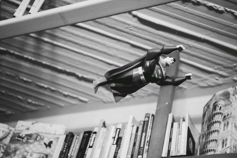 Portrait Of America Eos6d Superman Cafe Vintage Decoration Superhero