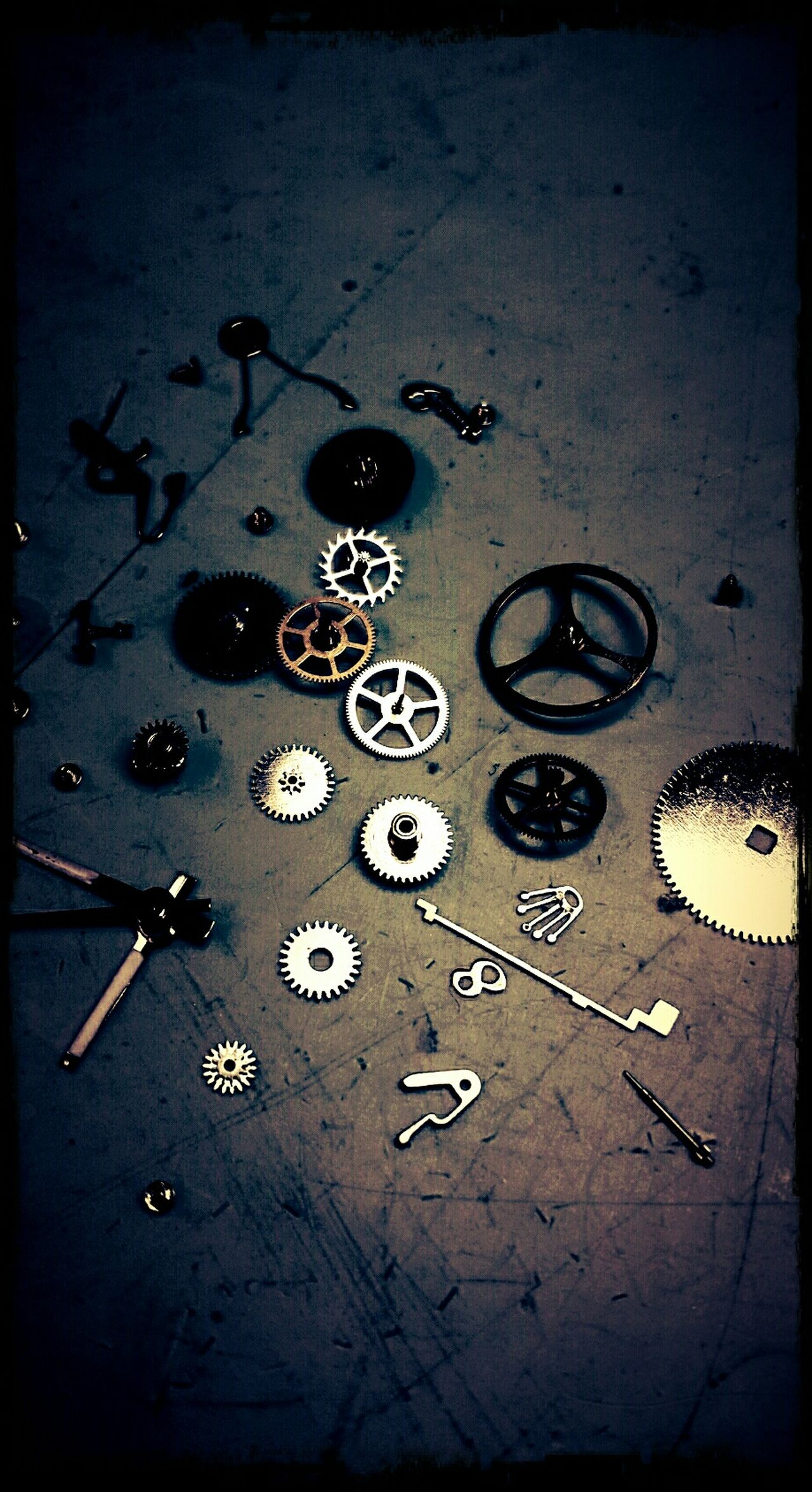 Tick Tock Tick Tock Tick... Tock Watches Watchmaker My Job