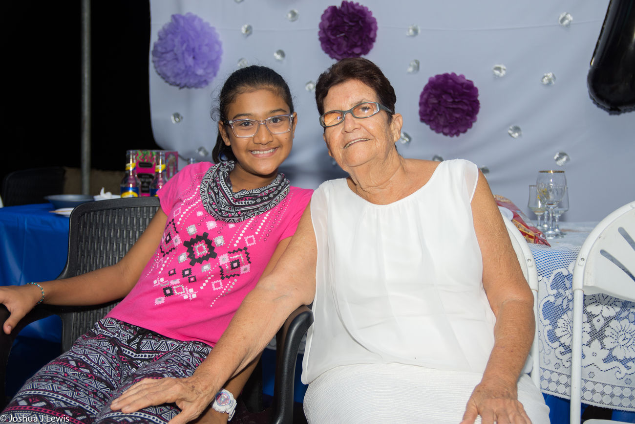 Granny Togetherness Portrait Happiness Smiling Casual Clothing Looking At Camera Birthdayparty Beautiful People Stillife Laughing Caribbean Trinidad And Tobago Beautiful Real People Love