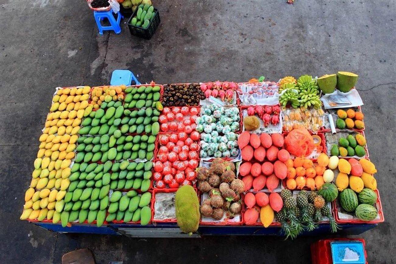 三亚的水果摊 Food Variation Choice Fruit Market Food And Drink Freshness For Sale Large Group Of Objects Multi Colored Retail  Healthy Eating Market Stall Arrangement No People Outdoors Day Kiwi - Fruit