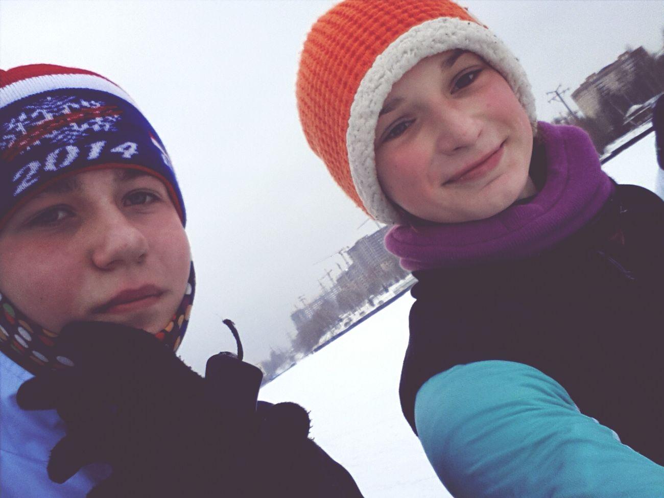 тренировка на лыжах