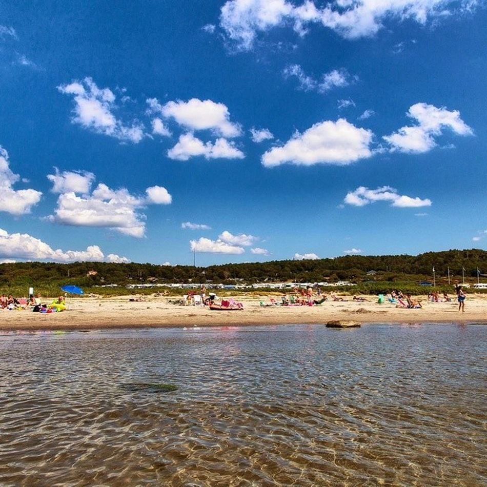 Beach Summer Sweden Sunny Halland Nature_pd Nature Ig_sweden Visitsweden Travel Visit_the_world Loves_sweden Beachphotography Beach Day Beach Life BEACH!  Summer2015 Summertime Summer Memories...Summer Memories... Summer Holidays Summer ☀ Sky And Clouds Sky Skylovers