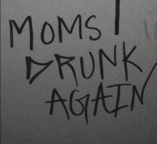 Soft Grunge Idek Art Writting In Bathroom Stalls
