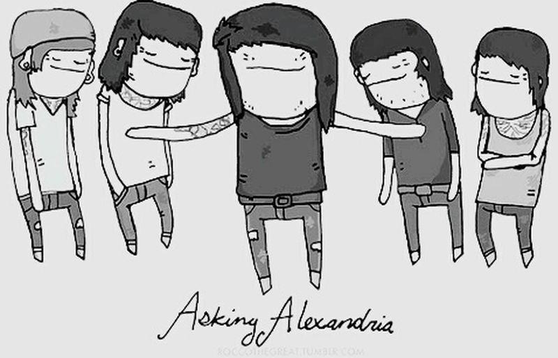 √Asking Alexandria *-*