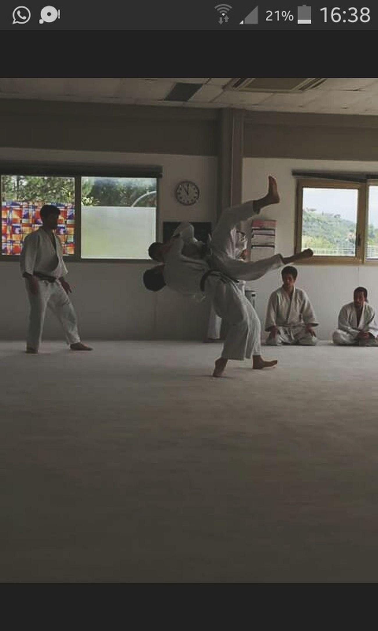 Judo Judoeducazione Gara Ippon Uranage Spettacolare