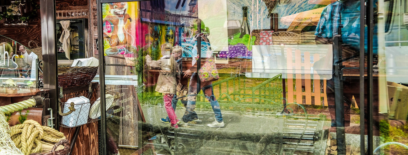 Taking Photos Jahrmarkt Dorffest Walking Around Reflection Colors Check This Out Germany