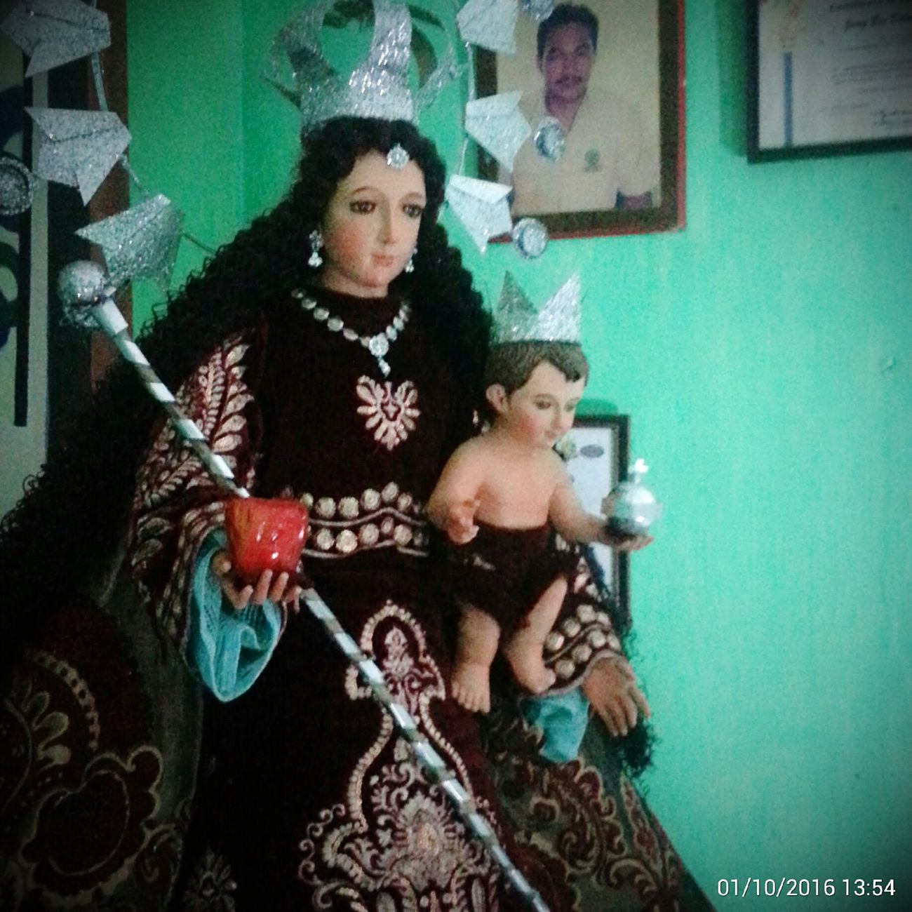 Viva la virgen de aranzazu!! Check This Out Ourladyofaranzazu Virgin Mary PRAYFORUS