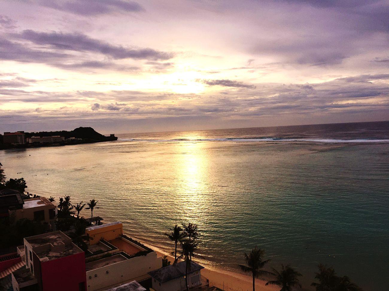Sunset Beach Nature On Your Doorstep