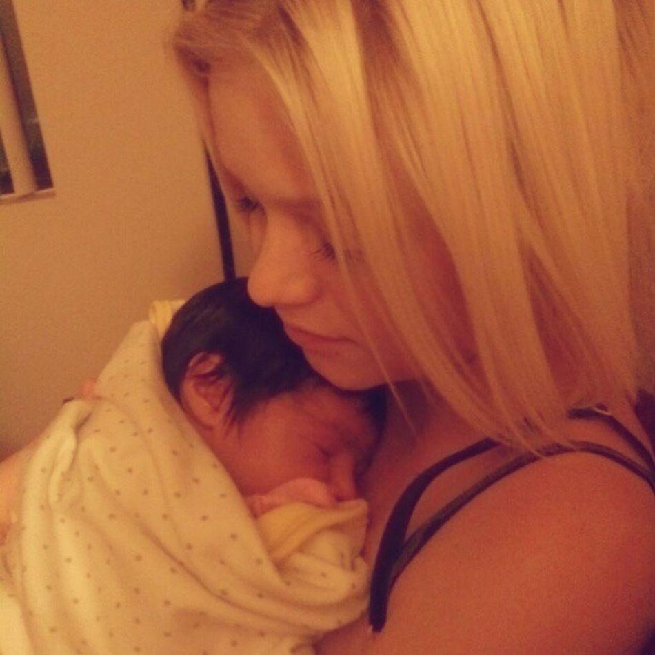 My favorite nanny in the world. Thebird Finallyasleep Athome  LoveMyGirls