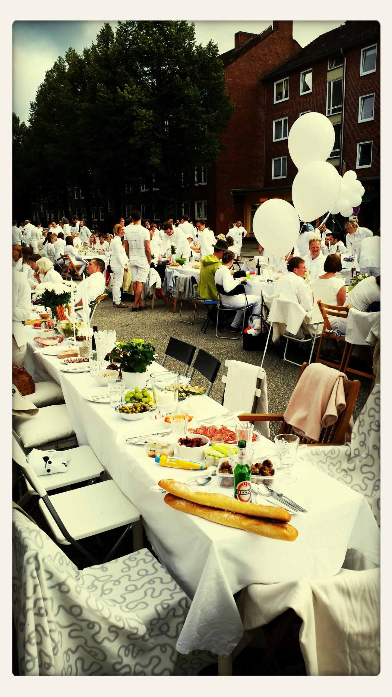 White Dinner 2014