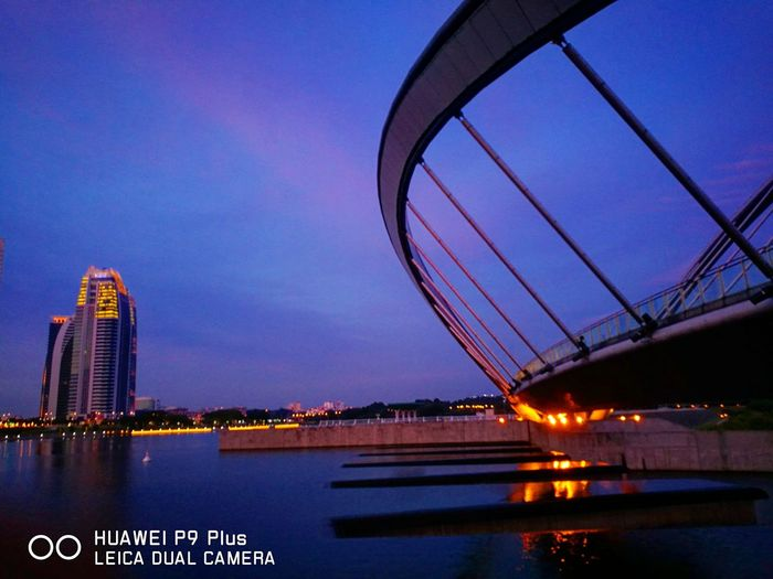 Huawei P9 Plus Huaweimobilemy Huaweimobileapac Putrajaya International Convention Centre sunset #sun #clouds #skylovers #sky #nature #beautifulinnature #naturalbeauty photography landscape