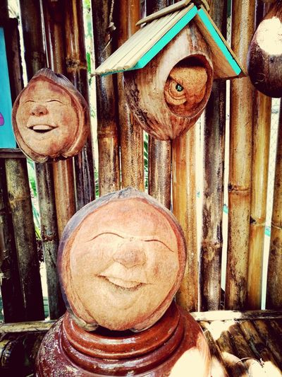 No People Day Coconut Coconut Art Creativity Has No Limits Smiling Face Simplicity.  The Week Of Eyeem