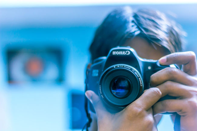 Hi! That's Me Photography Cheese!