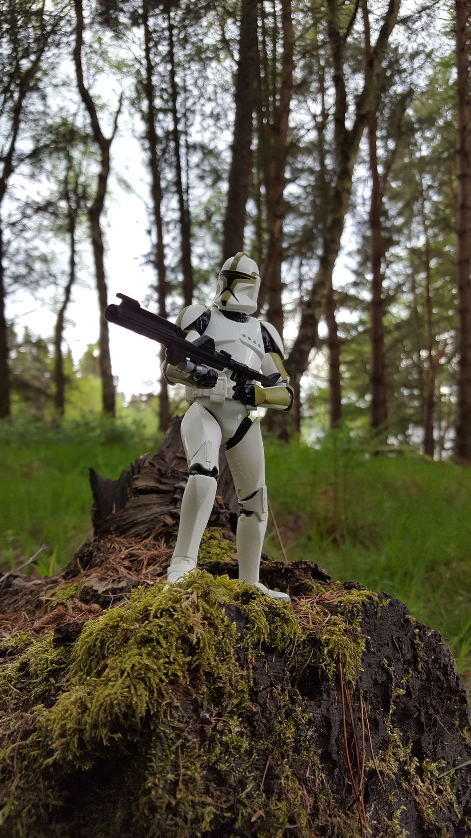 Starwars Clonetrooper Clone Trooper Sergeant Toy Photography Actionfigures Toyphotography Star Wars Starwarstheforceawakens Bb8 Starwarstheblackseries HasbroToyPic Sandtrooper Toycommunity Millenium Falcon ATTACK OF THE CLONES  R2D2 C3po Lukeskywalker KyloRen Captainphasma Starwarstoyfigs