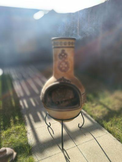 Outdoors Chimeria Smokey