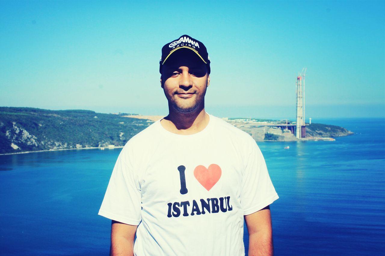 Yoros Kalesi That's Me Black Sea Istanbul