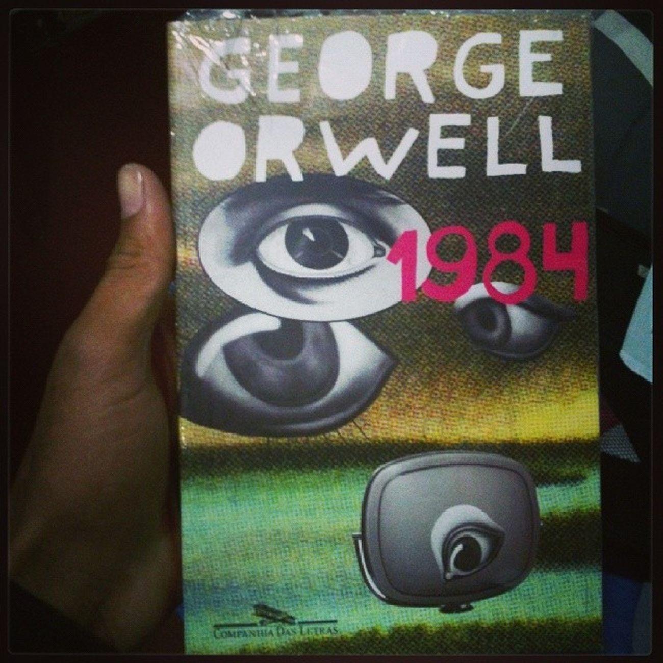 George orwell o cara que tem a manha... Livros , Curti , Sociologia
