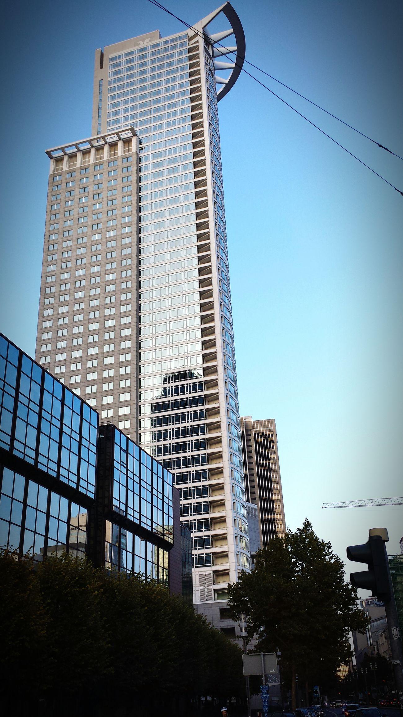 Frankfurt Bankenviertel Neetes Nikon Good Morning World!