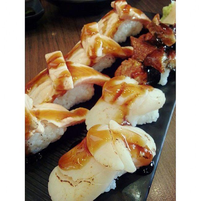 Mix Sushi Sushioo Mercuryville Chitlom Japanesefood