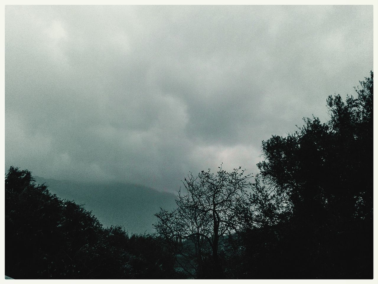 Badweather Blackclouds Rain