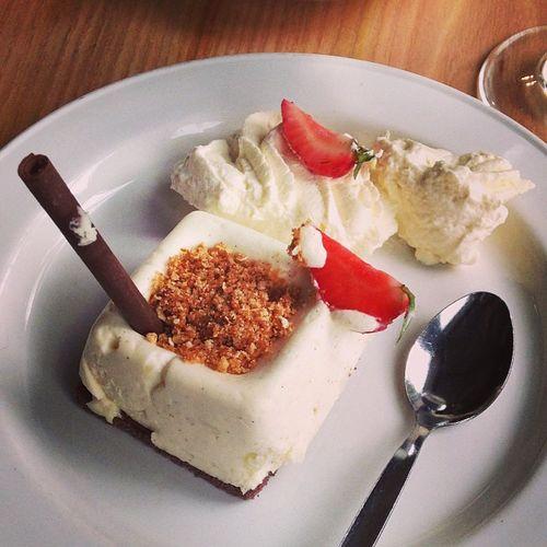 The dessert thing... ;) #tbex Tbex
