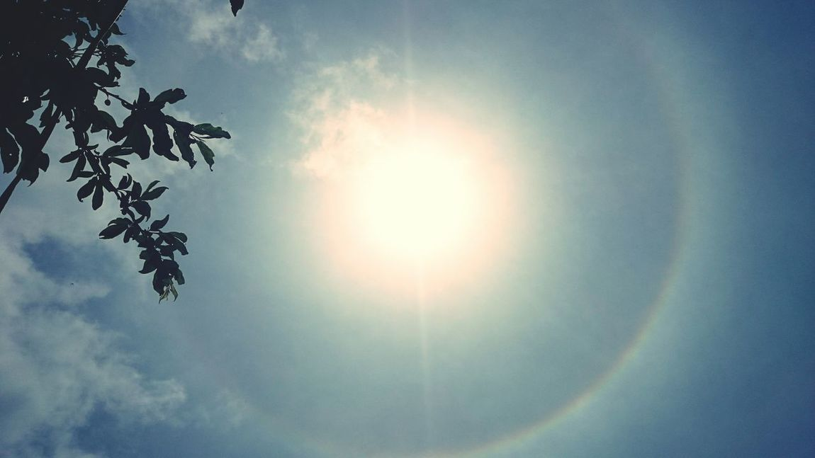 ⛅ Sun Clouds And Sky