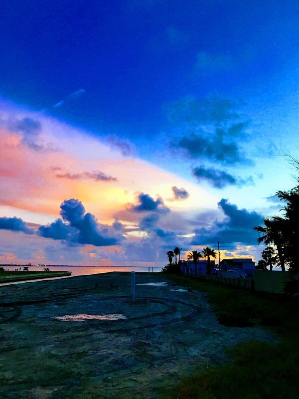 South Padre Sky Beauty In Nature Sunset RRPatx Atxphotography ItsALifeStyle Beach Tranquil Scene