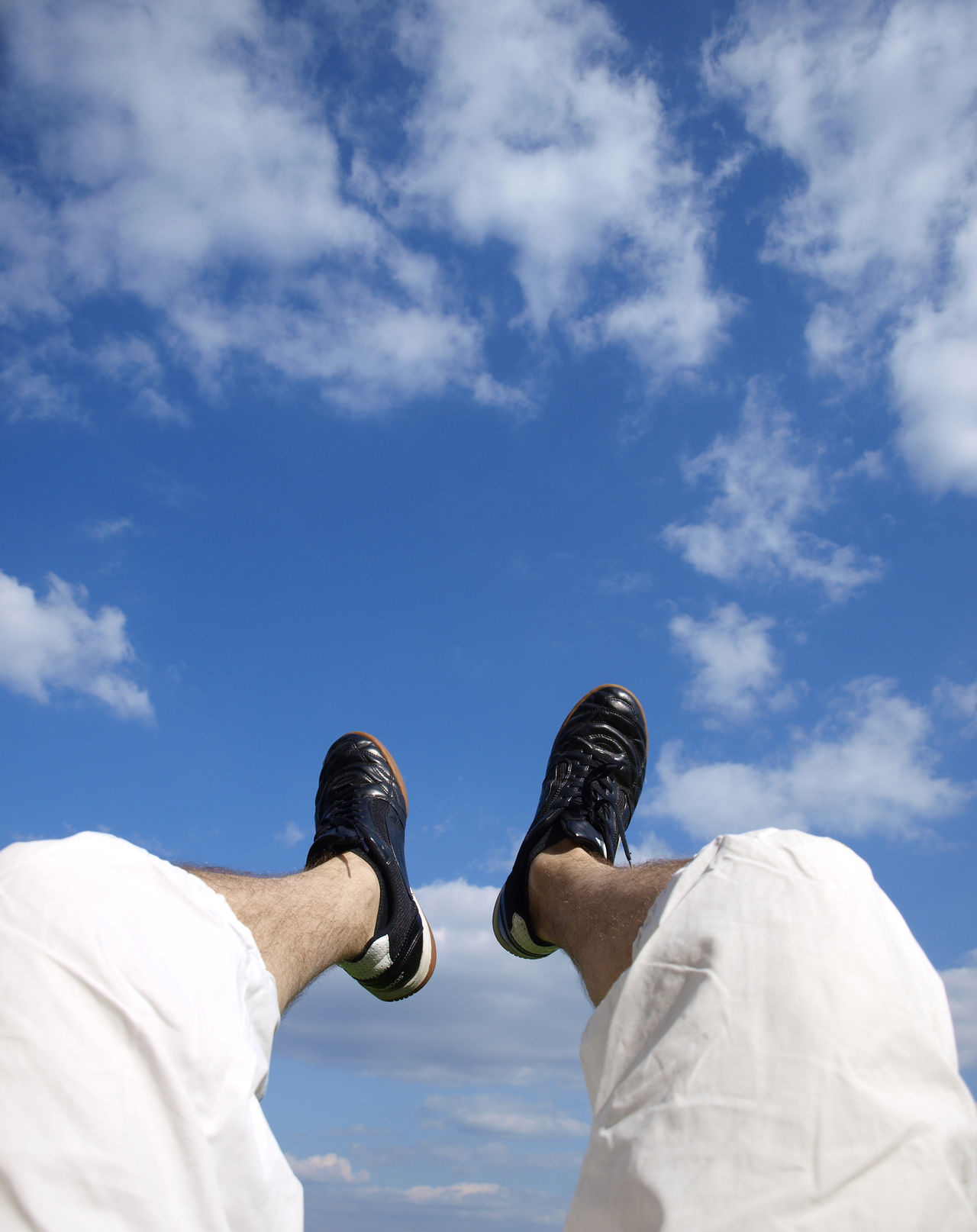 Beautiful stock photos of legs, Carefree, Cloud, Day, Feet Up