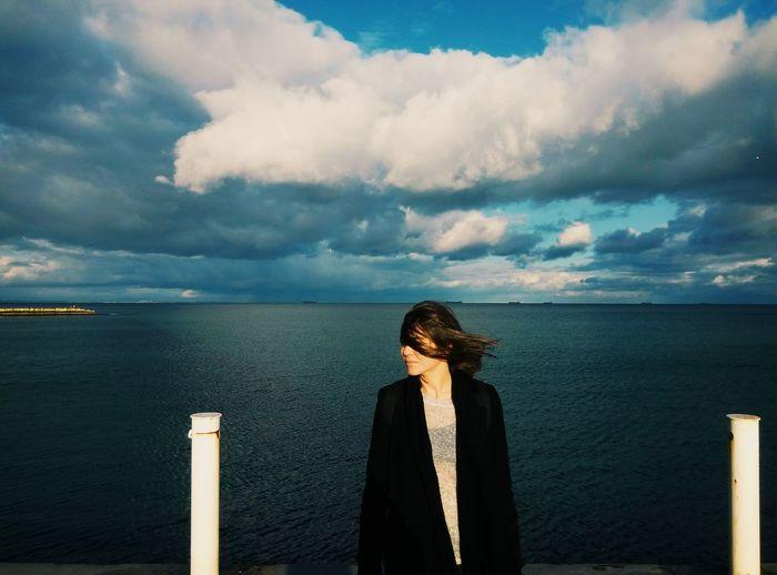 Nature Ukraine Sea Seascape Girl Portrait Portrait Of A Woman Meizum2
