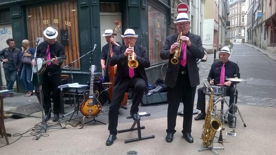 rue du Jazz ROUEN