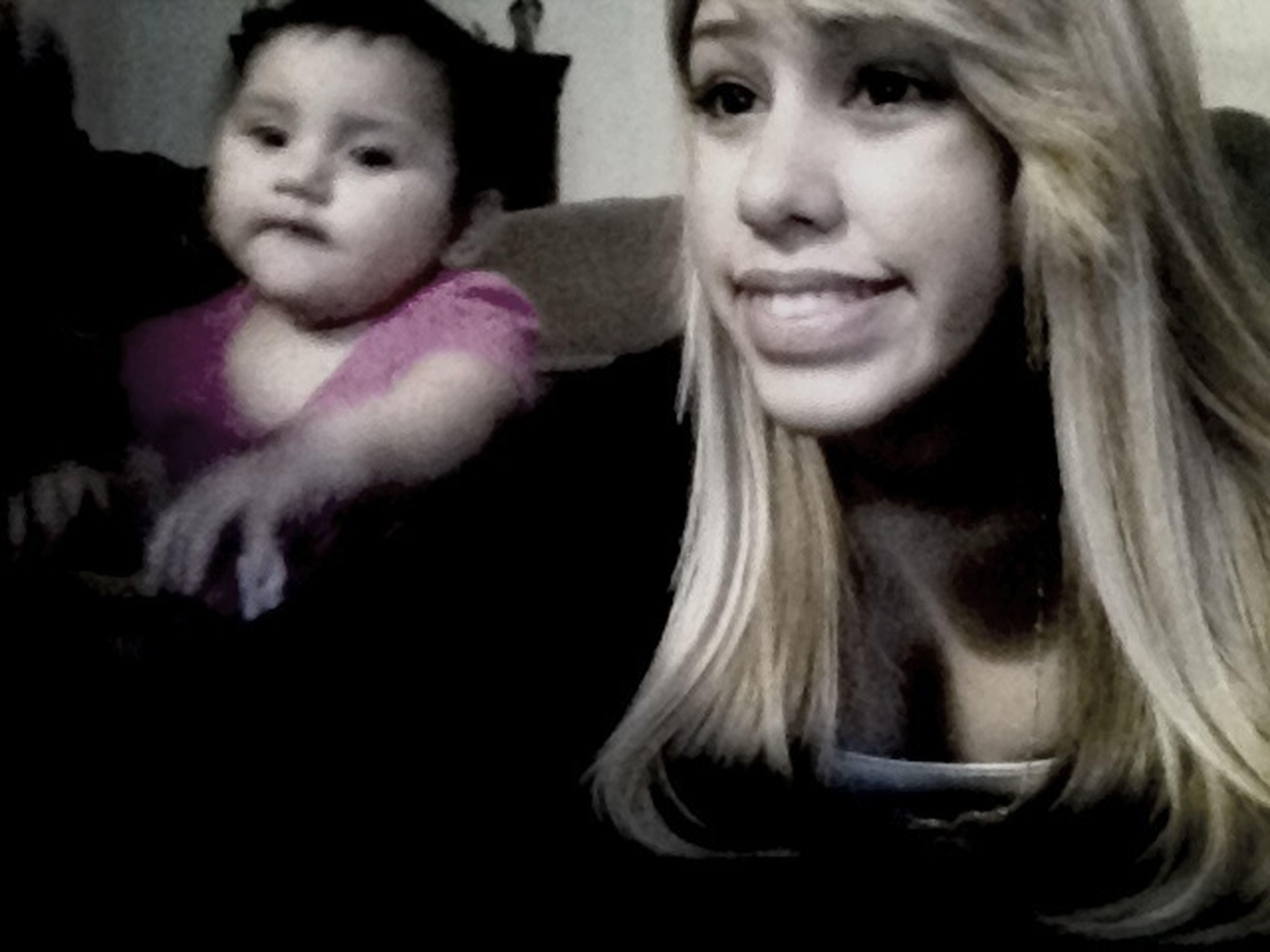 Me & My Baby Niece