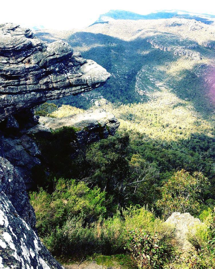 Adventure Club Mountains Climbing Adventure Grampians Hallsgap Nature View Beautiful Nationalpark