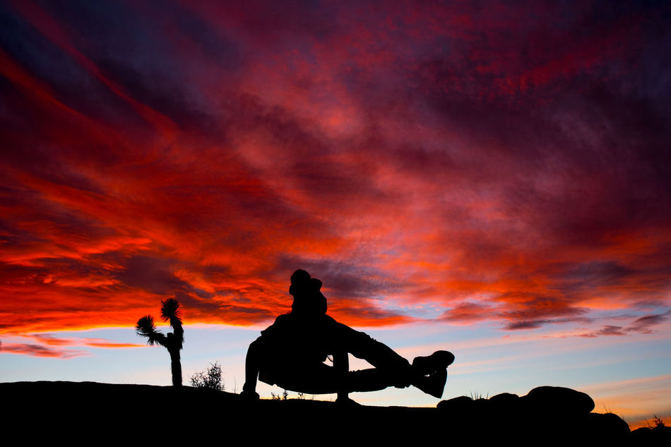 Beautiful stock photos of music, silhouette, sunset, sky, cloud - sky