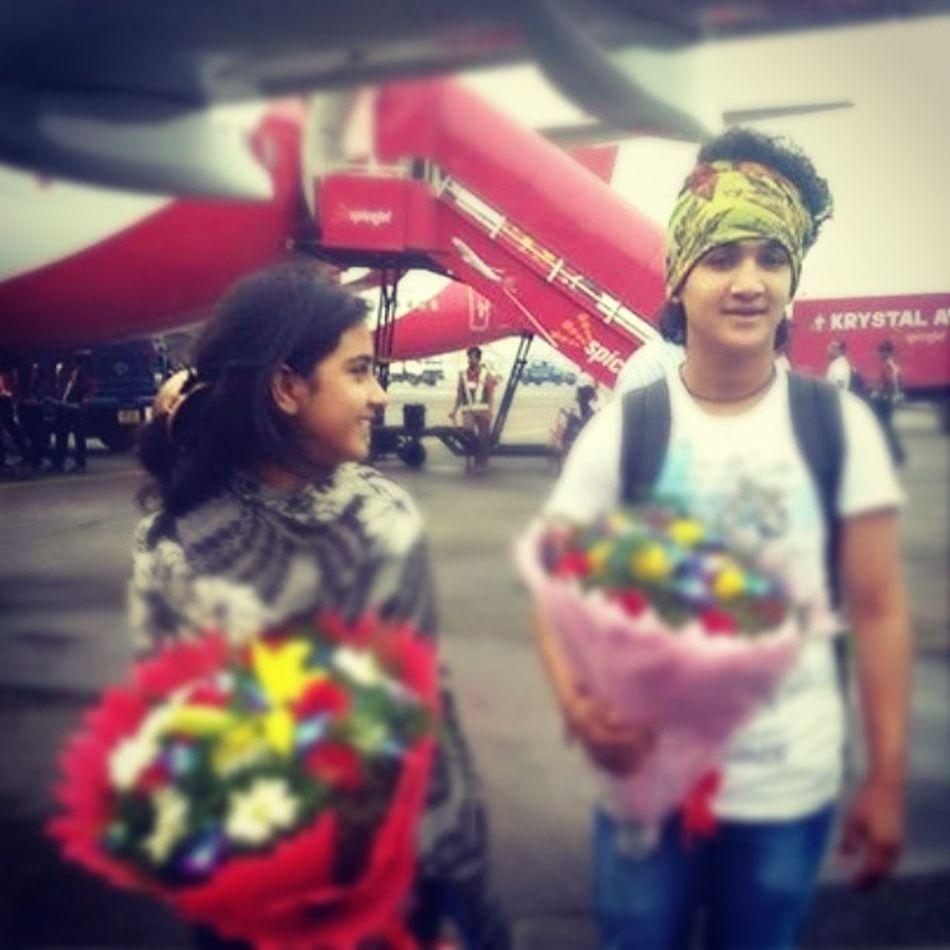 @faisalkhan30 @roshniwaliaa @jannatzubair @maharana_pratap_official @noorwalia @sweetlywalia Ajabdeh Pratap Airport Roshni Faisal