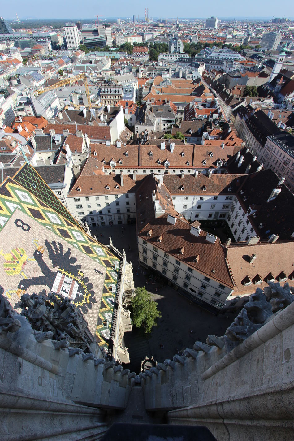 Beautiful stock photos of vienna, Aerial View, Architecture, Building Exterior, Built Structure