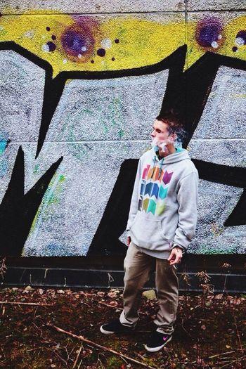 Graffiti Vans Swag Writing On The Walls