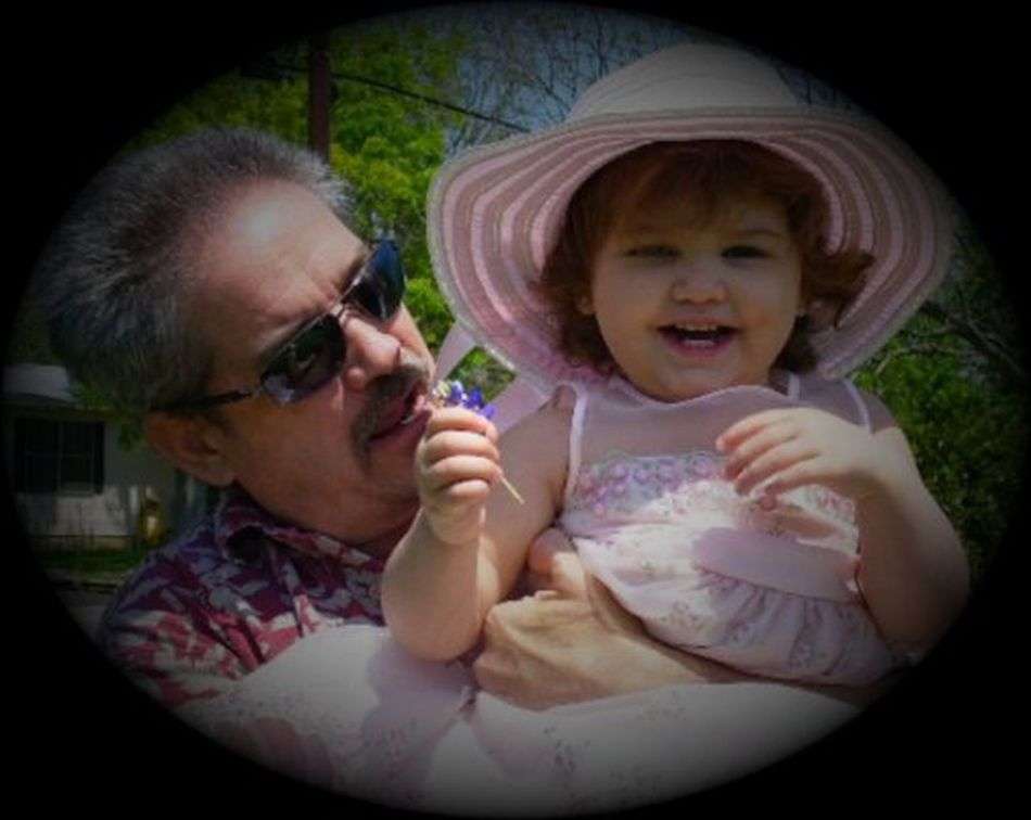 We Are Family Enjoying Life A Rose Is A Rose Is A Rose Anyssa and grandpa The Great Outdoors-2015 EyeEm Awards