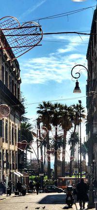 City Citta Mare Sea Strade Vía Napoli Sky No People