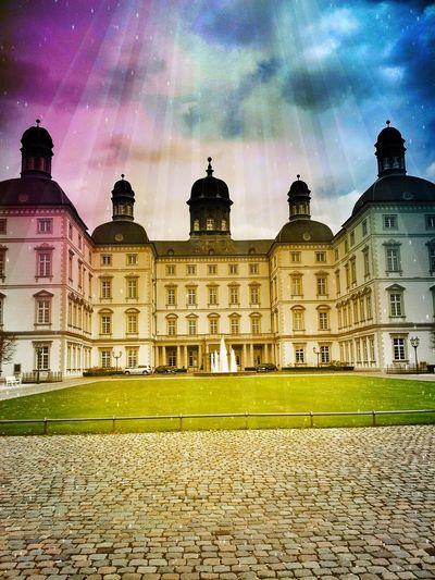 Castle Skyporn Schlosshotel Bensberg EyeEm Best Shots - Architecture