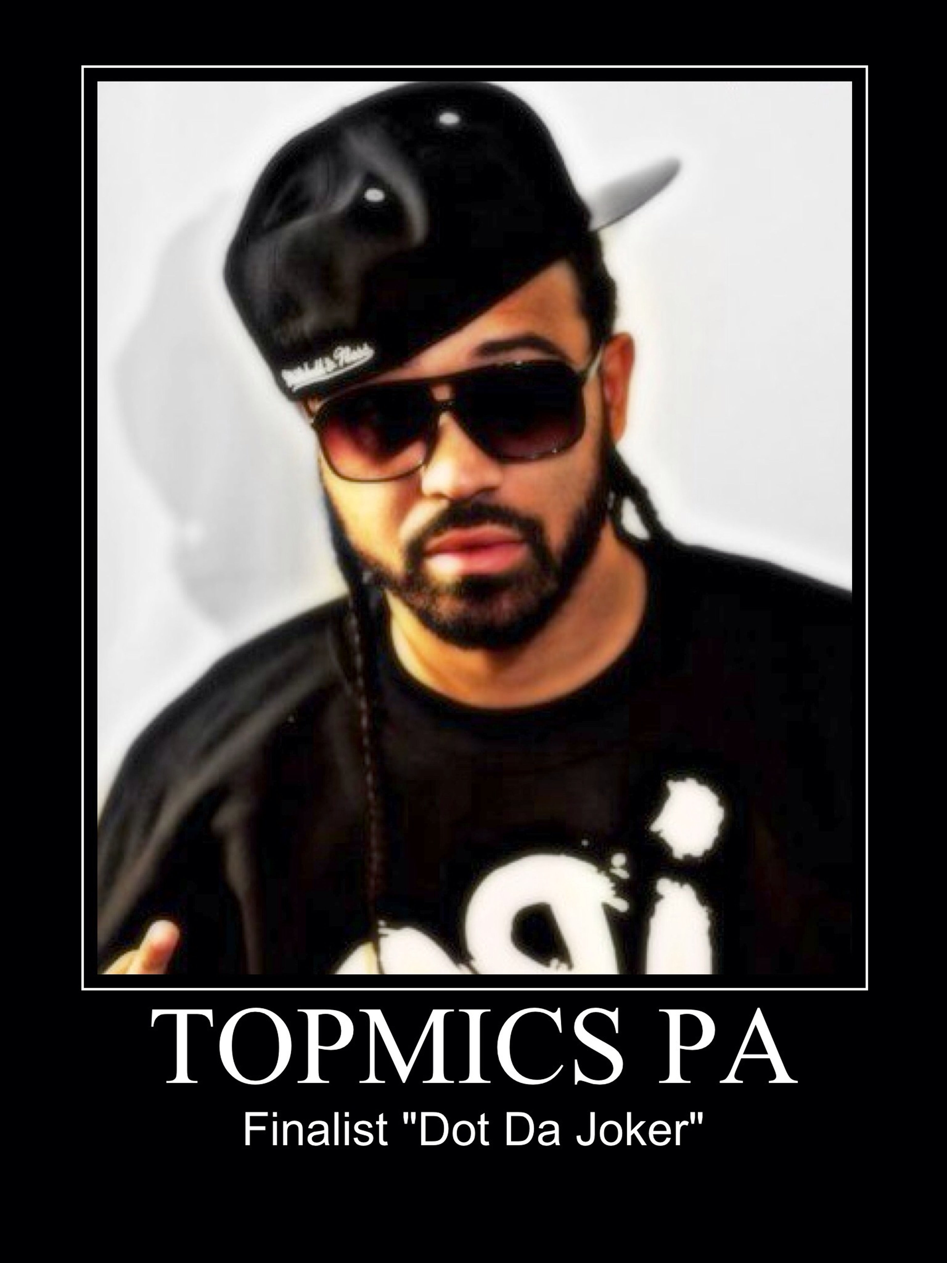 Topmics Newest Finalist From Philly