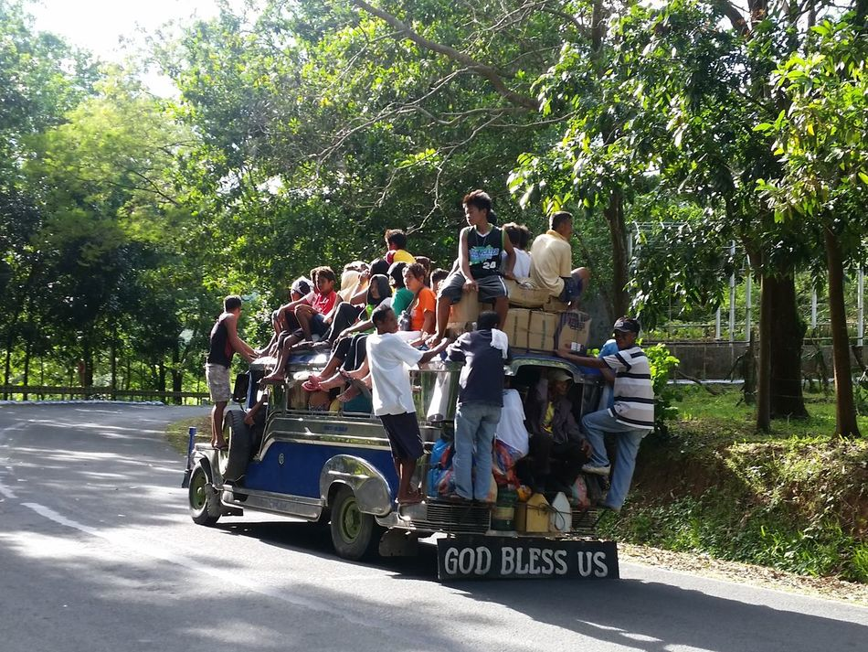The Drive Tree Transportation Mode Of Transport Full Length Outdoors Day Adults Only People Adult Sports Race Teamwork Xt1 Philippines Jeepney Jeepney Ride Jeepney Art JeepneyMoments