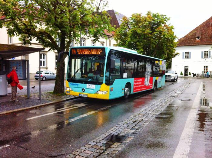Stadtbus Überlingen hier ein Citaro von Morath ÖV Linienbusse